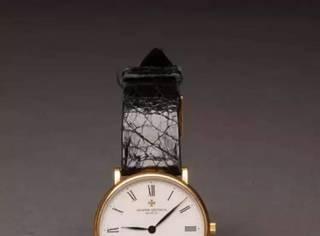 达康书记和侯亮平都不能戴的手表
