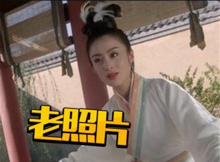 张敏:英气柔美、风华绝代的女神