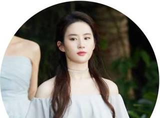 刘亦菲两次当伴娘都美惨了!新娘心够大,绝对是亲生闺蜜!