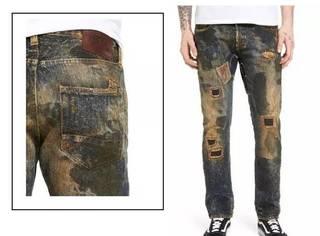 法式穿衣经|一条又脏又贵的牛仔裤教会我们的事