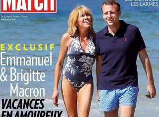 人人都在议论的法国第一夫人竟是新晋带货王?她看起来比你还会穿啊