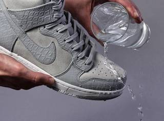 为什么你的球鞋总比别人脏?除了会洗还要会防水防污!