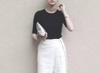 日本时尚女博主的MUJI风穿搭帅出新天际!