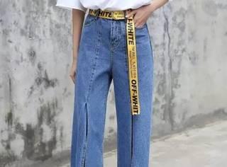 刘诗诗、高圆圆争着穿出街的裤子,你猜有多厉害?
