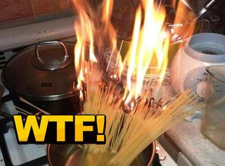 看过这些厨师的黑暗料理,突然觉着自己做的也挺好