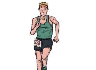 30年前的跑者都穿什么去跑步?跑鞋年鉴
