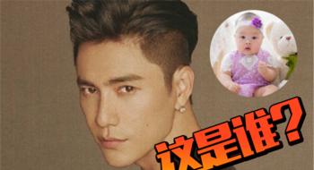 陈坤晒孩子照片吓得网友以为是他女儿,其实她的身份是...