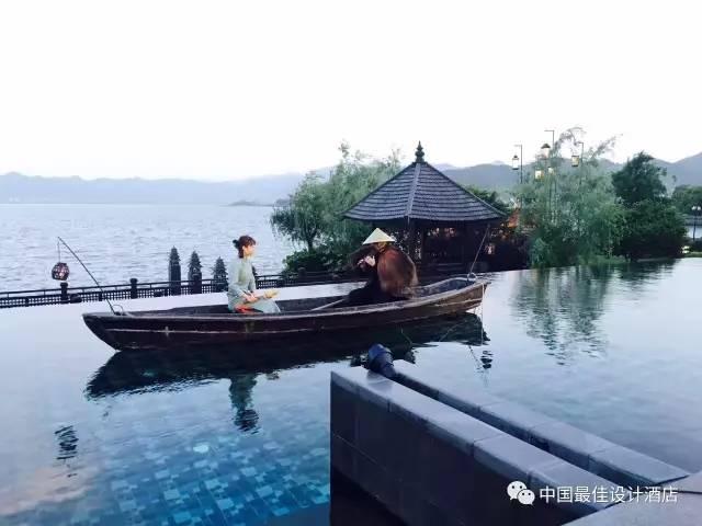 用 10 年打磨的宁波柏悦,成为东钱湖畔最美的度假酒店