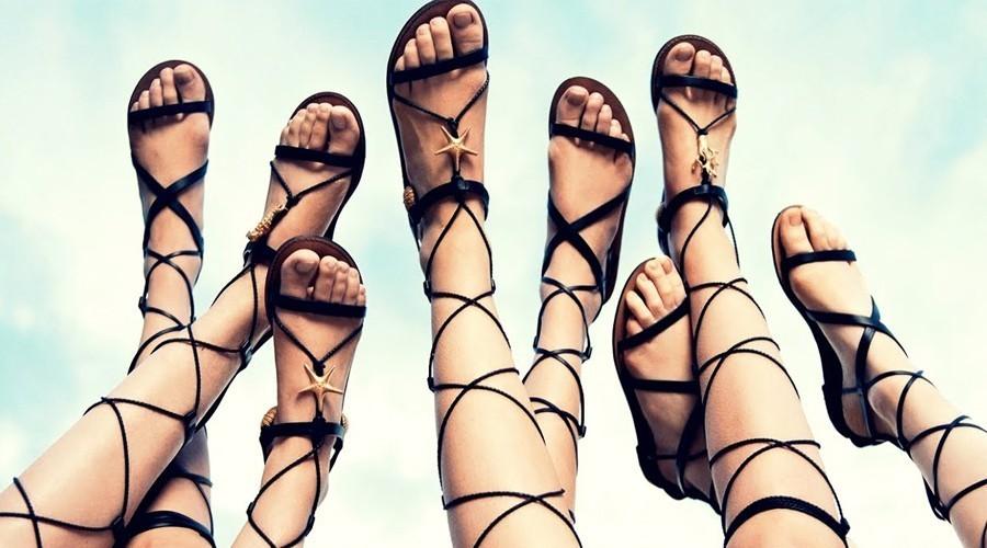 你穿罗马鞋把脚绑成粽子是应景端午节吗