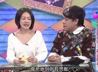 """再见康熙:能让小S和林志玲这一对""""宿敌""""HE的,恐怕只有蔡康永"""