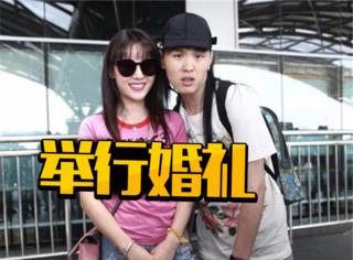 张玮和杨烨飞往巴厘岛办婚礼,吴莫愁苏醒担任伴娘伴郎