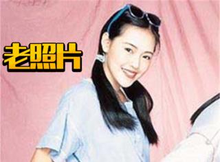 徐熙娣:年轻的时候也是一枚青春无敌的小仙女