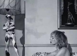赏色:清纯与诱惑之间的娜奥米沃茨