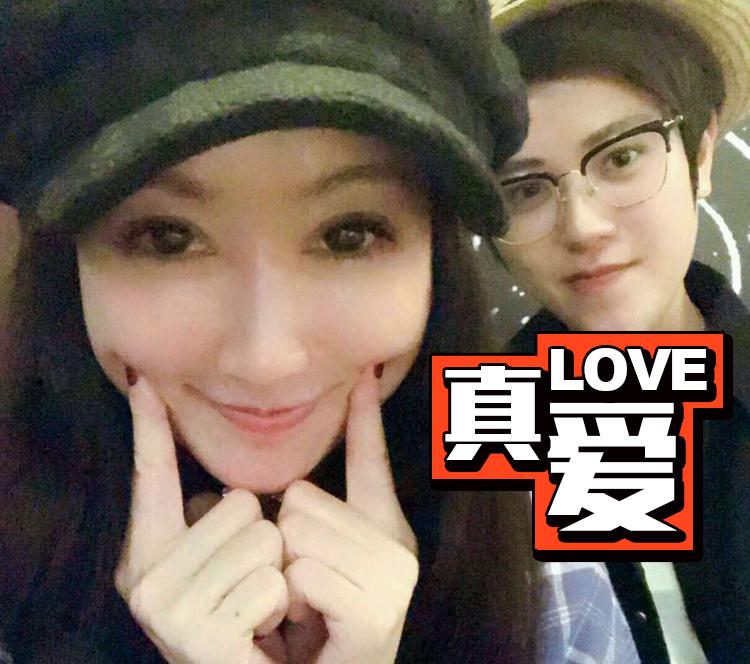 太甜了!台湾同性婚姻合法后,她只想快点娶她的台湾女友