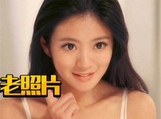 安以轩:从青涩女孩到成熟女人,她一直在散发魅力