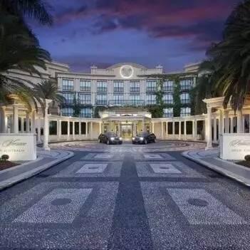 花10000元在LV酒店喝茶,FENDI酒店游泳,去不去?