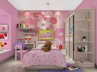 要是我小时候能有这样的儿童房该多好啊!