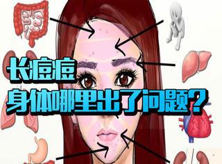 长痘痘跟肺部有关?你的身体正在跟你求救!