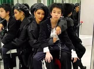 别的孩子在高考,他却已经成了日本最年轻的时尚icon!