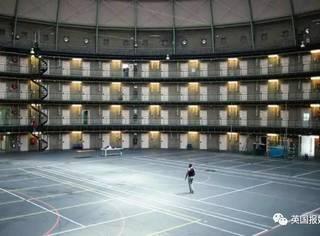 荷兰闲置监狱大改造!收难民、建酒店、开单身公寓