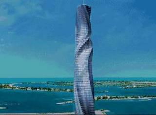 迪拜造360度旋转摩天大楼,能随风起舞的摩天大厦太酷炫!