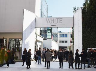 中国时尚产业影响力越来越大,这个来自米兰的展会也要分一杯羹