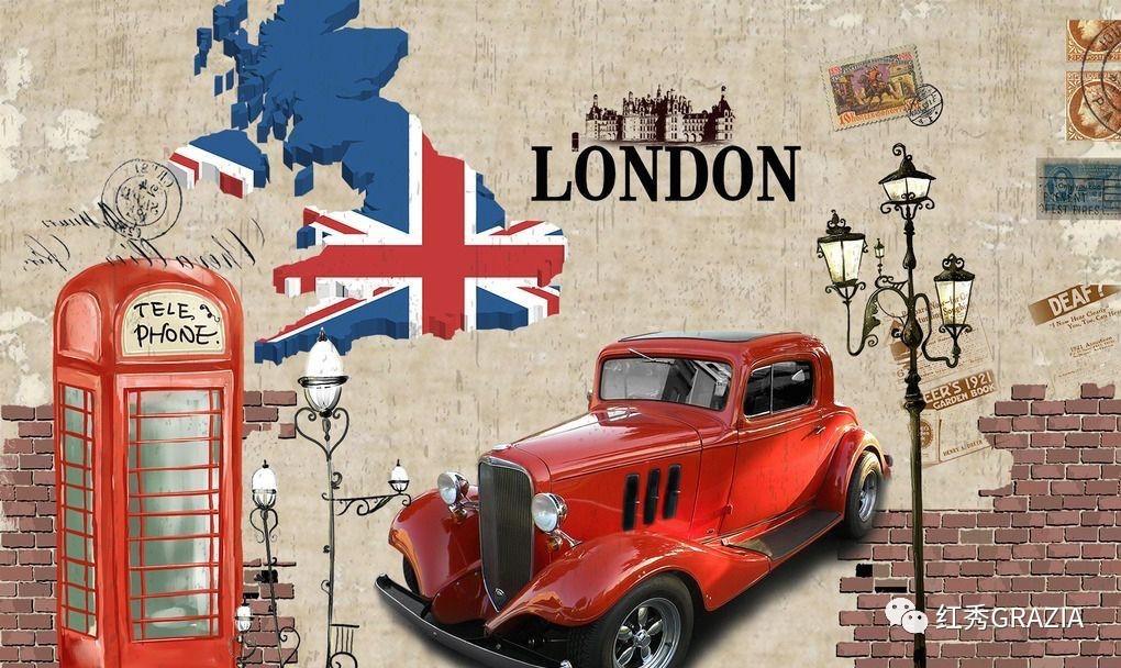 有了这本英伦风百科全书,去哪都可淘尽不列颠风情单品