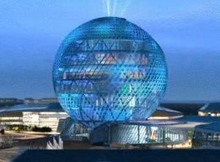 正在举办的阿斯塔纳专项世博会,颜值究竟有多高?