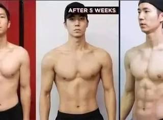 """曾经30天打造""""美队肩膀"""",这次6周虐出8块腹肌,竟然还有这种操作?!"""
