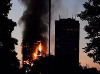 请收听今日国际媒体头条:英国伦敦一公寓突发大火,已致至少12人死亡