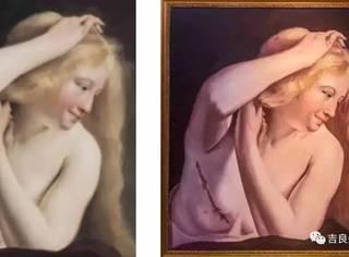 这些名画里的女子被故意毁去了胸部,但她们代表的是真正的美。