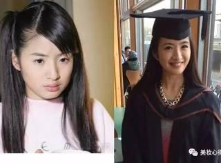 上大学前后,一个女生的外貌变化能有多大?