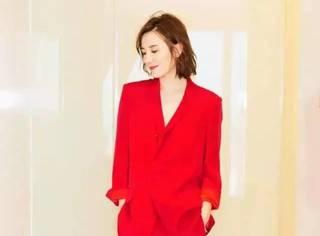 宋佳敢穿一身正红,周冬雨樱草黄加身却无违和,你最适合什么颜色?