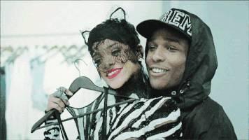 A$APRocky|玩设计混时尚,说他是男版Rihanna完全没问题!
