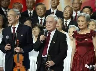 平均年龄72.3岁的他们唱了这首歌,一开口就让人热泪盈眶……