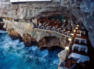 奇妙打卡聚集地 | 没去过这4家景观餐厅,可别说你见过世面!