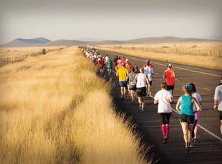 就是现在,带你跑出不一样的花式马拉松!