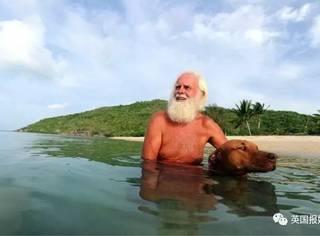 破产富豪独居荒岛20年,可以说是现代版鲁滨逊了