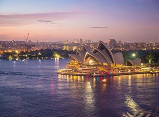悉尼,这座宇宙彩色之都,它的生命力究竟有多与众不同?