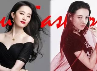 别被热巴的蕾丝裙、刘亦菲的纱裙给骗了!她们穿是小仙女你穿就胖二十斤