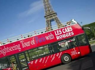 巴黎观光大巴冲入地下隧道引发事故,中国游客受伤