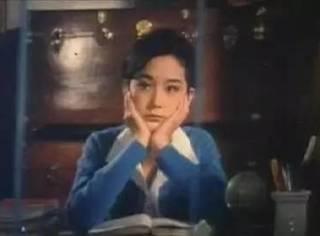 终于在大银幕见识了超清晰的少女林青霞,这才是盛世美颜!!!