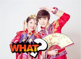 潘辰晒婚纱照宣布结婚,可有人说这只是剧照?!