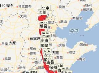 有人把李白杜甫一生的旅行足迹做了地图,忽然发现了不得了的事情…