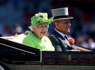 英女王每年必去的皇家赛马盛典