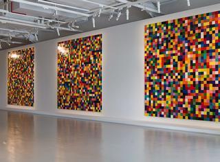 路易威登北京Espace文化艺术空间:Gerhard Richter