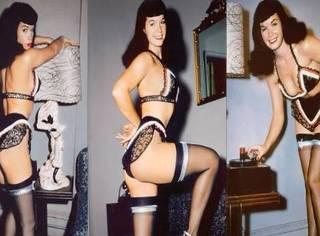 她教坏的几代良家妇女,个个都成了性感女神
