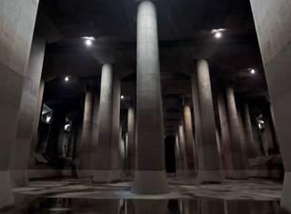 """欢迎来到东京""""地下神殿"""""""