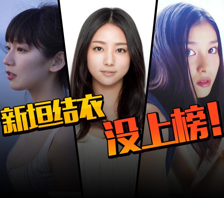 日本2017上半年人气爆棚女演员排名出炉,你又认识几个? -59560025529f7