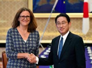 请收听今日国际媒体头条:欧盟与日本即将达成自由贸易协定